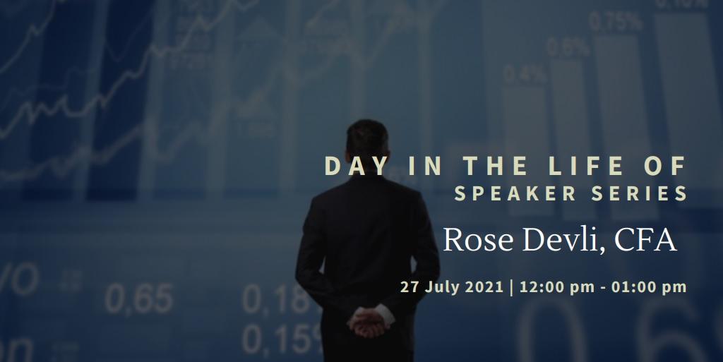 vimeo - Day In the Life Of:  Rose Devli, CFA