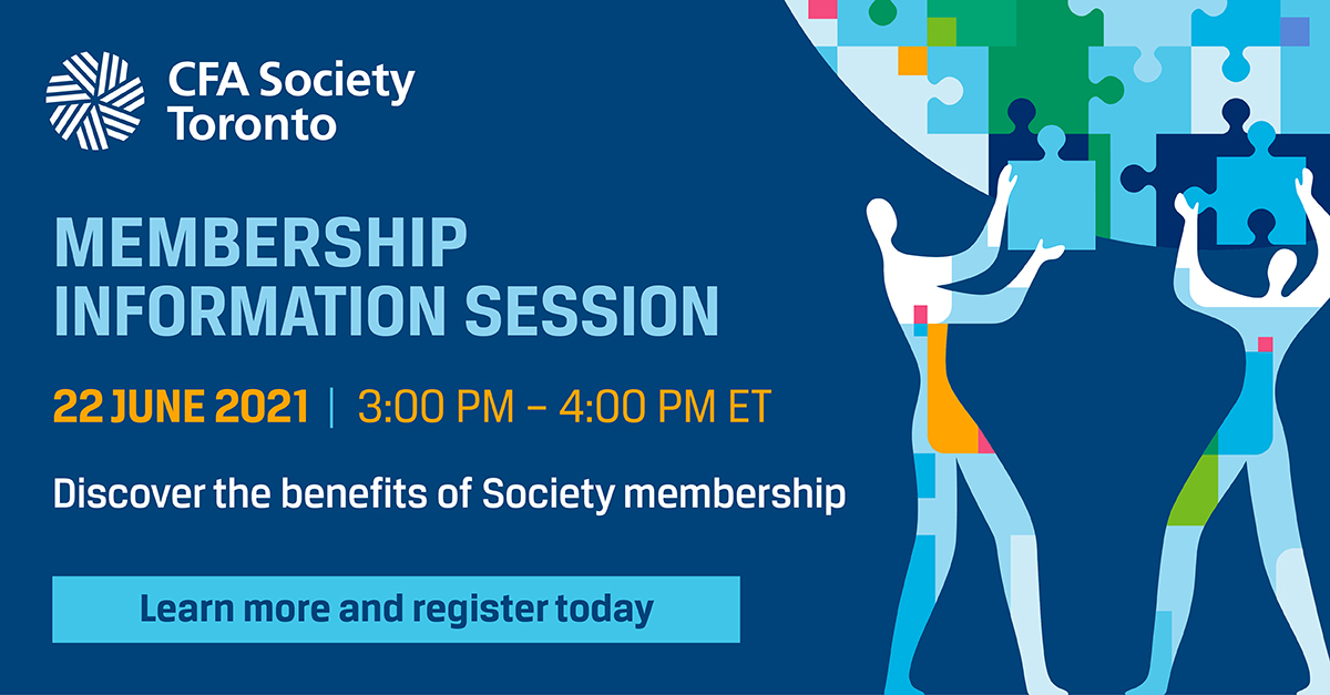 vimeo - Membership Information Session:  Discover the benefits of Society membership